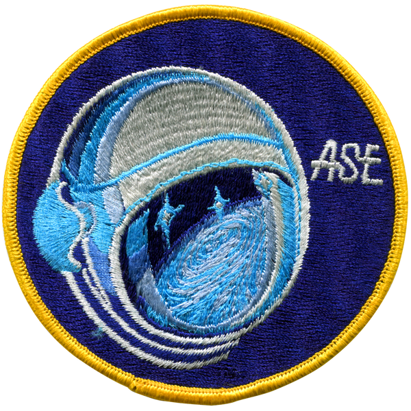Association of Space Explorers Patch - The Space Store