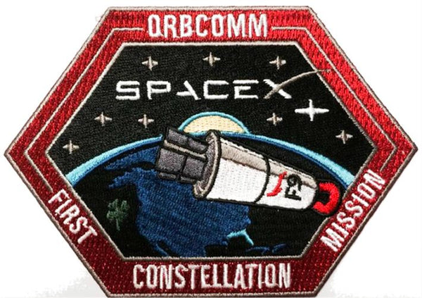SPACEX ORBCOMM FIRST MISSION - The Space Store