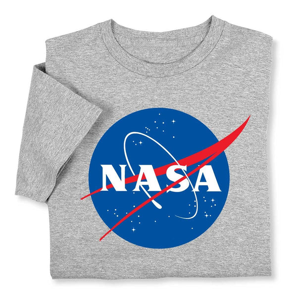 NASA 'MEATBALL' T-SHIRT  (YOUTH)