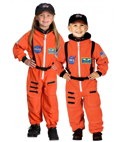 Space Shuttle Launch and Entry Astronaut Costume - Child - The Space Store