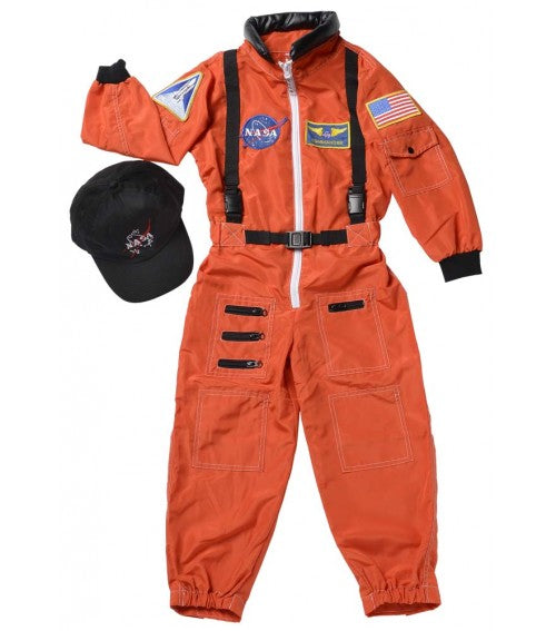 Space Shuttle Launch and Entry Astronaut Costume - Child