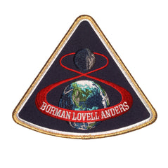 "Apollo 8 Commemorative 5"" Mission Patch"