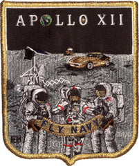 "Apollo 12 Commemorative Spirit 5"" Patch"