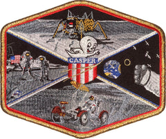 "Apollo 16 Commemorative Spirit 6"" Patch"