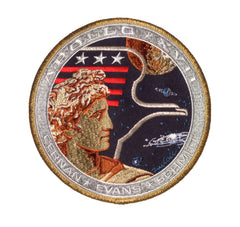 "Apollo 17 Commemorative 5"" Mission Patch"