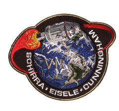 "Apollo 7 Commemorative 5"" Mission Patch"