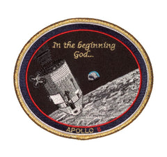 "Apollo 8 Commemorative 'Spirit' 5"" Patch"