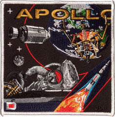 "Apollo 9 Commemorative Spirit 5"" Patch"