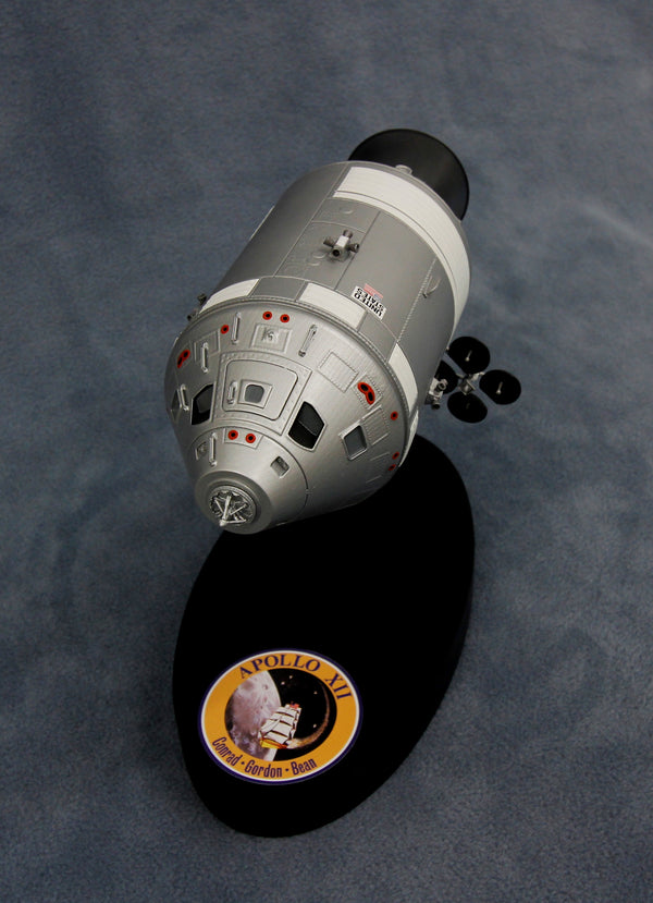 Apollo Command and Service Module 1:48 Scale - The Space Store