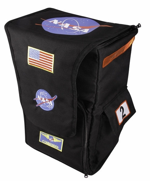 Junior Astronaut Space Backpack in Black
