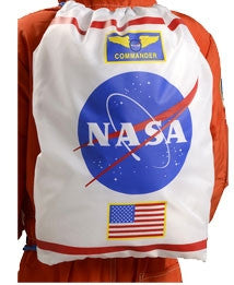 NASA Drawstring Backpack