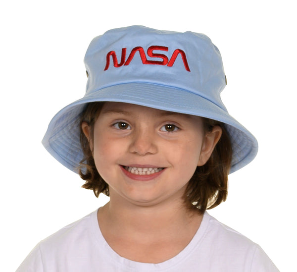 NASA Bucket Hats for youth