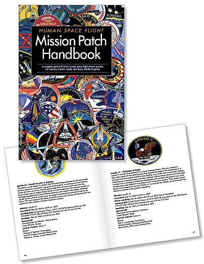 Human Space Flight - Mission Patch Handbook - The Space Store