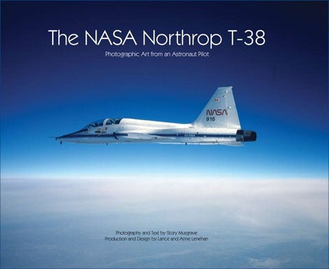 NASA Northrop T-38 - The Space Store