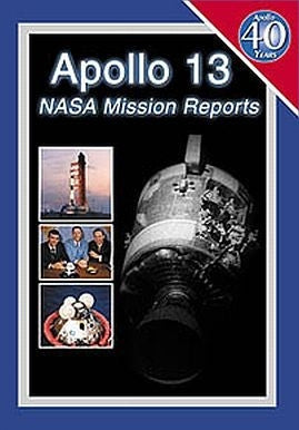 Apollo 13 'The NASA Mission Reports 40th Anniversary Edition' - DVD