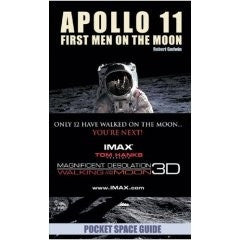 Apollo 11: First Men on the Moon, Pocket Space Guide