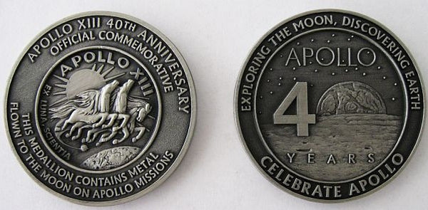 Apollo 13  Medallion
