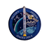 SPACEX MISSION PATCH CRS-2