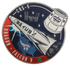 OFFICIAL SPACEX CRS-5 MISSION PATCH - The Space Store