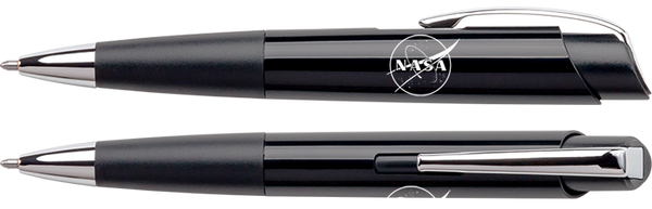 ECLIPSE SPACE PEN WITH NASA MEATBALL LOGO
