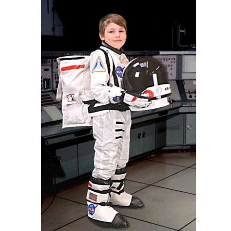 Full Astronaut 6 Piece Suit - Size 12/14