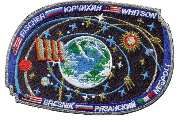 EXPEDITION 52 MISSION PATCH