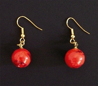 Mars Earrings