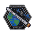 SPACEX ECHOSTAR XXIII MISSION PATCH