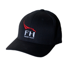 SPACEX FALCON HEAVY FLEXFIT CAP