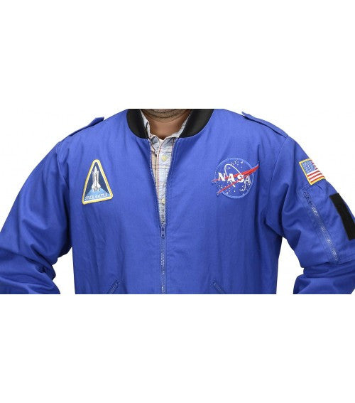 NASA Shuttle Program Flight Jacket