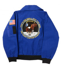 Apollo 11 Youth Flight Jacket - Size Small only.