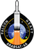SPACEX ARABSAT-6A MISSION PATCH