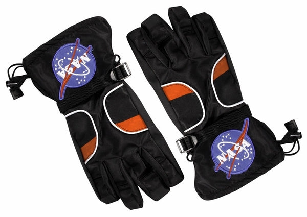Junior Astronaut Gloves in Black