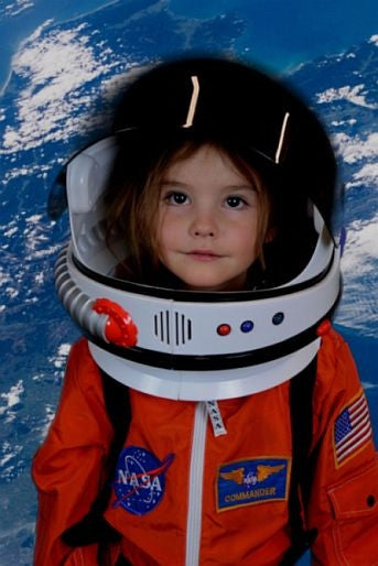 Jr. Astronaut Helmet - The Space Store