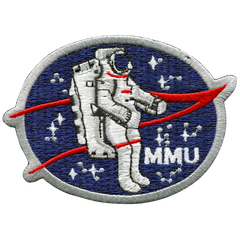 Manned Maneuvering Unit Patch