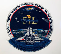 Nasa Commemorative Patches And Space Patches The Space Store