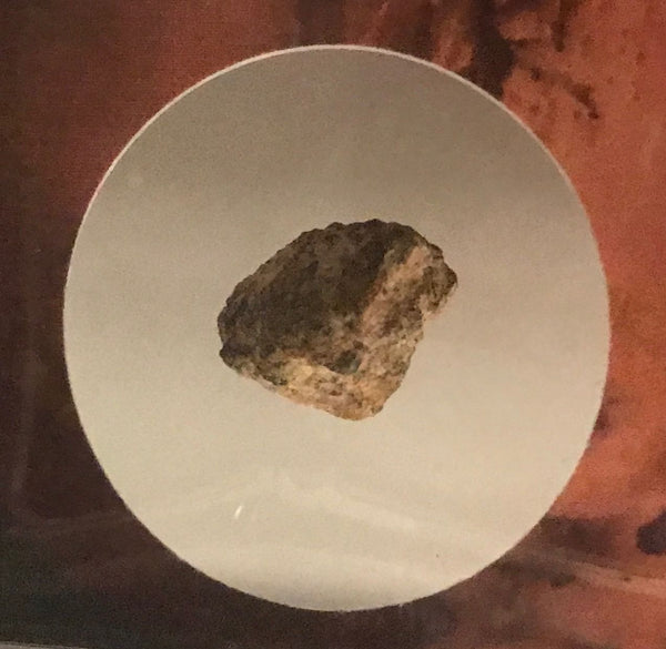 NWA 6963 MARTIAN METEORITE 0.84 gram in Display Box
