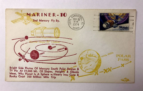 MARINER-10 COVER