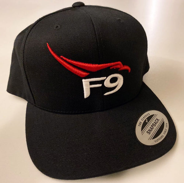 SPACEX FALCON 9 CAP with PUFFY LOGO - The Space Store