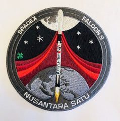 NUSANTARA SATU MISSION PATCH