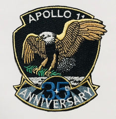 Apollo 11 35th Anniversary Patch (Official)