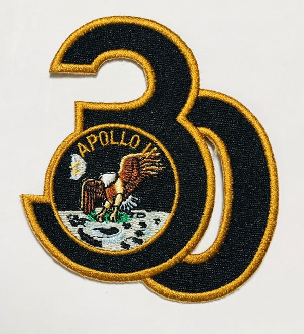Apollo 11 30th Anniversary Patch - The Space Store