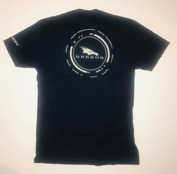 NEW!! SPACEX CREW DRAGON T-SHIRT
