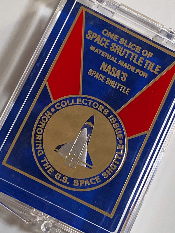 Space Shuttle Tile Section Collector Box Issue
