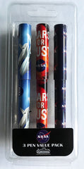 NASA 3 PEN SET