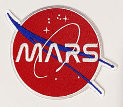 MARS 'Meatball' Patch