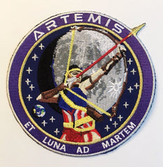 Artemis Commemorative