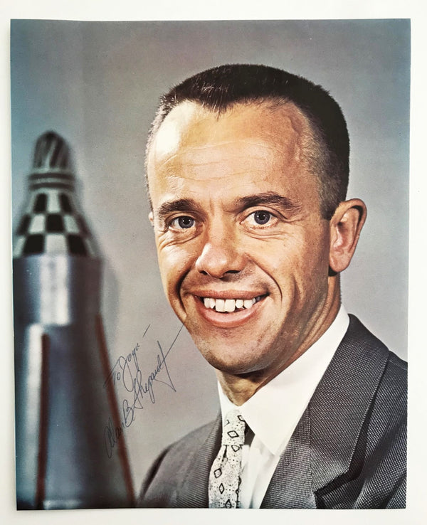 ALAN B. SHEPARD - The Space Store