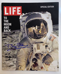 LIFE Magazine Collector Series: Apollo 11 Special Edition - hand signed by Buzz Aldrin