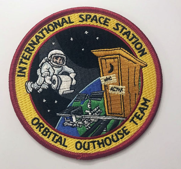 ISS Orbital Outhouse Team - The Space Store